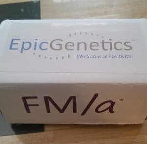 FM/a test kit from EpicGenetics