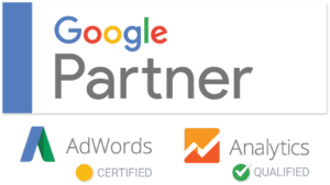 Criação de sites Google Partner