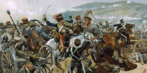 Hussars exhibition London
