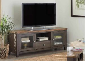 "60"" KD Entertainment Console Modern Rustic"