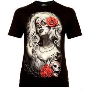 Classic-Wear-Rock-Eagle-International-camiseta-de-calaveras