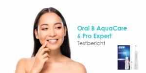 Oral B AquaCare 6 Pro Expert