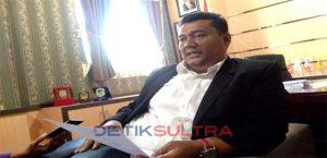 Ketua KPU SUltra Abdul Natsir