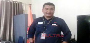 Ketua KPU SUltra La Ode Abdul Nastir