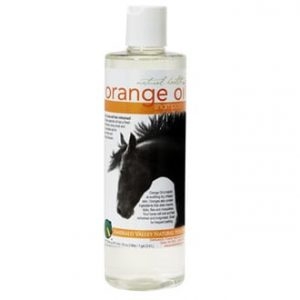orange oil horse shampoo
