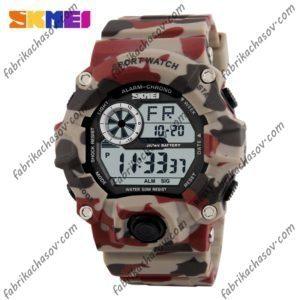 Часы Skmei 1019 Песочный хаки