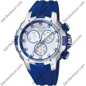 Мужские часы Q&Q ATTRACTIVE DG14J003Y