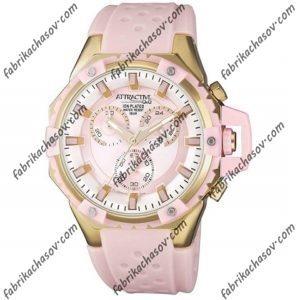 Женские часы Q&Q ATTRACTIVE DG02J131Y