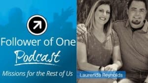 How to Integrate Faith at Work with Laurenda, ep#26 | Follower of One