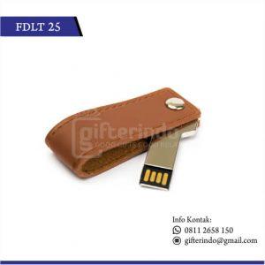 FDLT25 Flashdisk Kulit Kunci