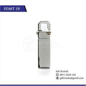FDMT19 Flashdisk Metal Custom Logo