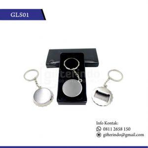 GLS01 Gantungan Kunci Stenlis