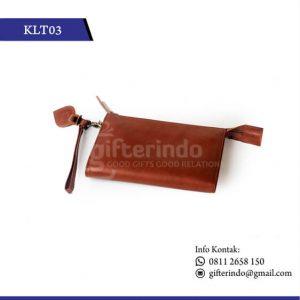 KLT03 Dompet Kulit Custom