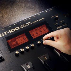 GT-100-Regler