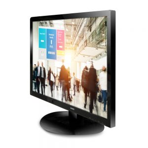 "24"" 1080p Full HD Security CCTV Display Monitor"