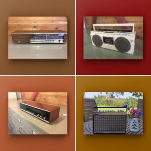 Kitchen Radios