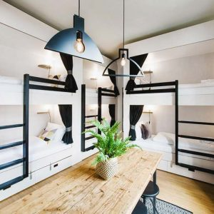 Best Design Hostels in Hamburg? Make it Pyjama Park Schanzenviertel - Design Hostel