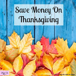 You don't have to give up on your traditions when you are sticking to a Thanksgiving budget!