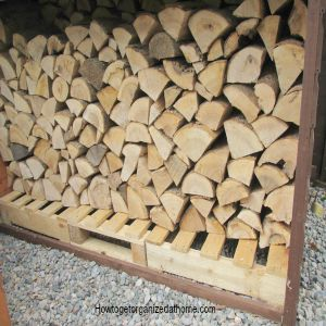 Do You Know How To Organize A Wood Store?