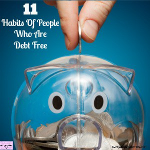 If you are looking for habits that will help you tackle debt and how to avoid it this article will help you with that!