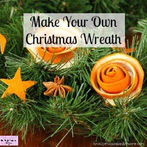 Easy DIY wreaths that you can make that are so much fun! Turn your front-door into an awesome Christmas display!
