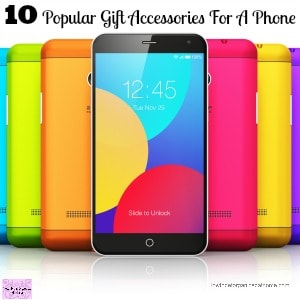Looking for a gift for a phone mad friend? Here are some awesome suggestions!