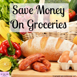 Are you spending too much money on food? Learn the tips I use to cut back on our grocery budget!