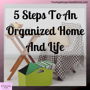 Read this article to find out what you need to do before you start organizing.