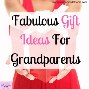When it comes to gifts for grandparents from children it can be so difficult to get them something that is special and meaningful. These ideas are simple but special too.
