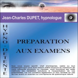 Préparation aux examens de Jean-Charles DUPET
