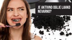 aktivno oglje za beljenje zob