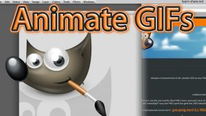 How to Make Animated GIF on GIMP