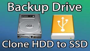 How to Backup Clone Mac Disk Drive