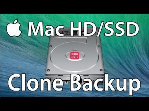 How to Backup Clone Mac Hard Drive (Disk Utility)