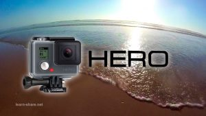 GoPro Hero Waterproof Action Camera