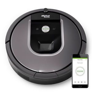 Best Robot Vacuum Cleaners roomba 960