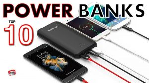 Best Portable Battery Chargers 2019