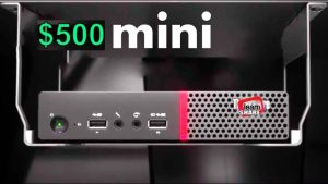 Best mini PC Computer under 500 dollars