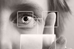EMDR - Close up image of woman's eye