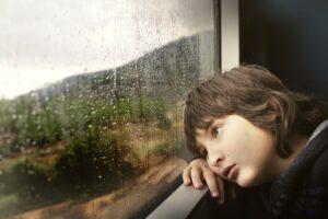 warning signs childhood depression