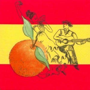 Danseurs et Espagne