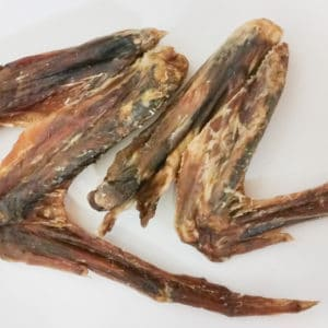 Duck Wings Pet Food