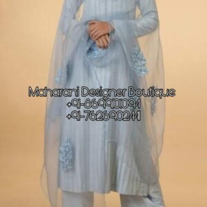 We offer a wide range of Punjabi Suits Punjabi Suit With Plazo, Maharani Designer Boutique. Buy Party Wear Plazo Suits at best price range.