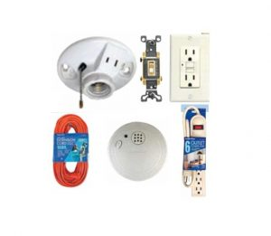 Wholesale electrical supplies