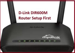 D-Link DIR600 Wireless Router Setup for Home