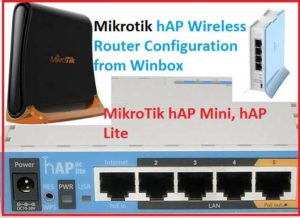MikroTik Hap WiFi Router WISP Mode Configuration