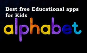 Best educational Apps for kids learning