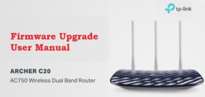 How to Upgrade TP Link Firmware Version