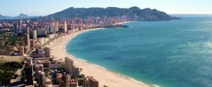 A photo of benidorm