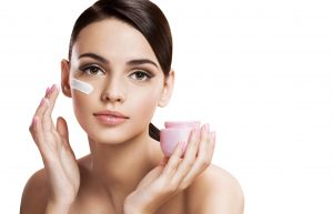 Moisturize your skin to get healthy and clear skin. Mositurized skin also has a natural glow and is smooth and supple.
